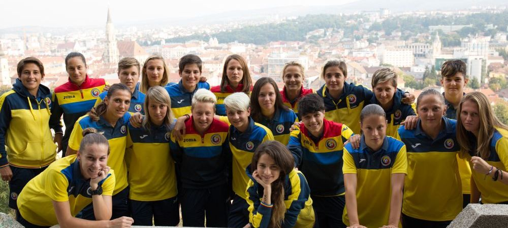 CE COSMAR pentru fete! Romania a ratat calificarea directa la Euro 2017 LA GOLAVERAJ! Rusia ne-a depasit cu doua goluri! Cu cine jucam in baraj pentru un loc la turneul final