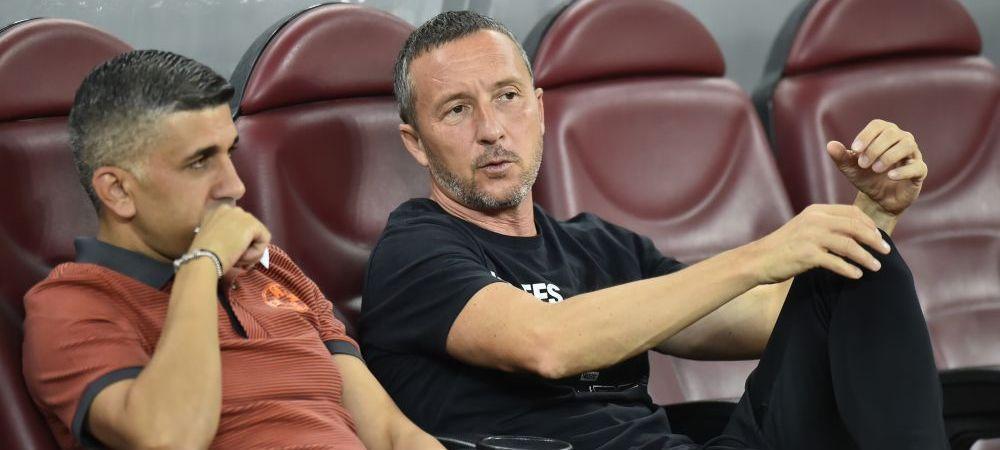 Pedeapsa dura pentru managerul Stelei! Mihai Stoica a primit o luna de suspendare dupa incidentele de la meciul cu Astra
