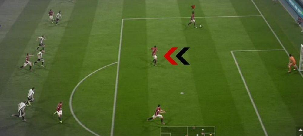 Cum sa inscrii prin cea mai dificila executie din FIFA 17! E cel mai spectaculos gol posibil