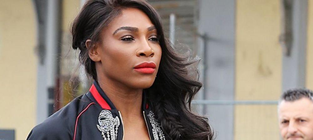 Serena Williams a surprins pe toata lumea! Cum a aparut pe strada