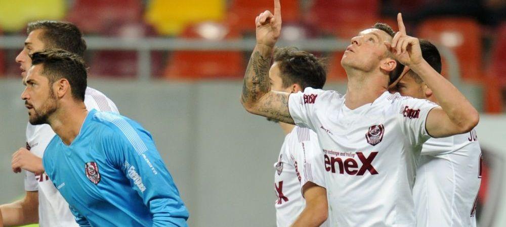 """Daum m-a felicitat dupa meci, dar nu-i recomand eu jucatori pentru nationala!"" Ce spune Miriuta dupa ce a batut Steaua"