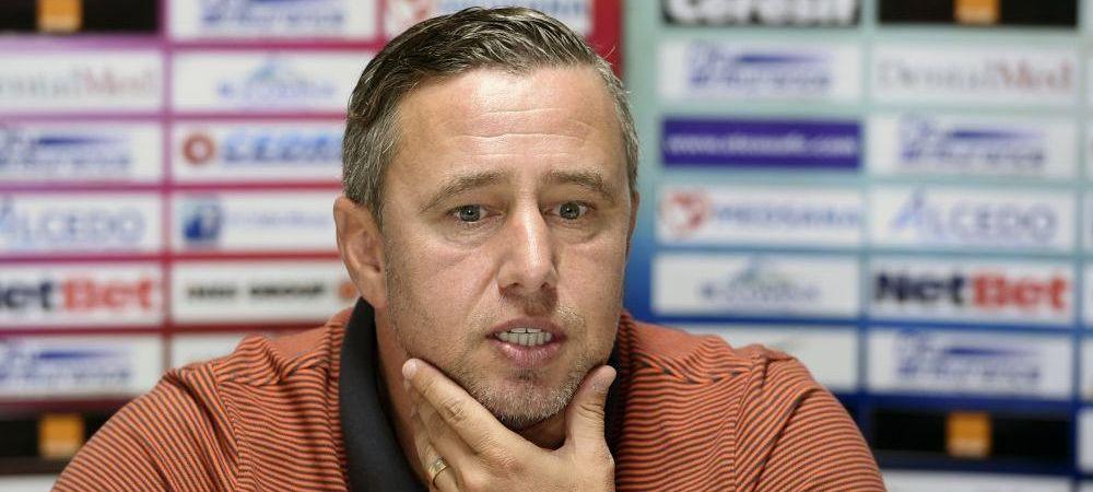 """""""Am fost depasiti total!"""" Reghecampf vorbeste despre efectul negativ al transferurilor din aceasta vara la Steaua, dupa infrangerea cu CFR"""