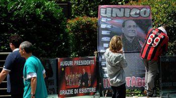 Se intoarce Milanul la Berlusconi? Bloomberg: Chinezii au folosit scrisori de garantie false pentru a pune mana pe club