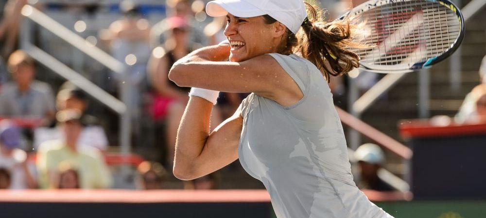Monica Niculescu, invinsa in finala de la Seul, in aceasta dimineata. Romanca s-a luptat, dar a cedat in decisiv cu 0-6