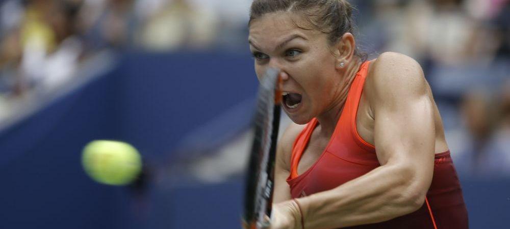 Halep, eliminata de Kvitova in semifinale dupa un meci dezastruos: 1-6 2-6! Kvitova - Cibulkova, finala la Wuhan!