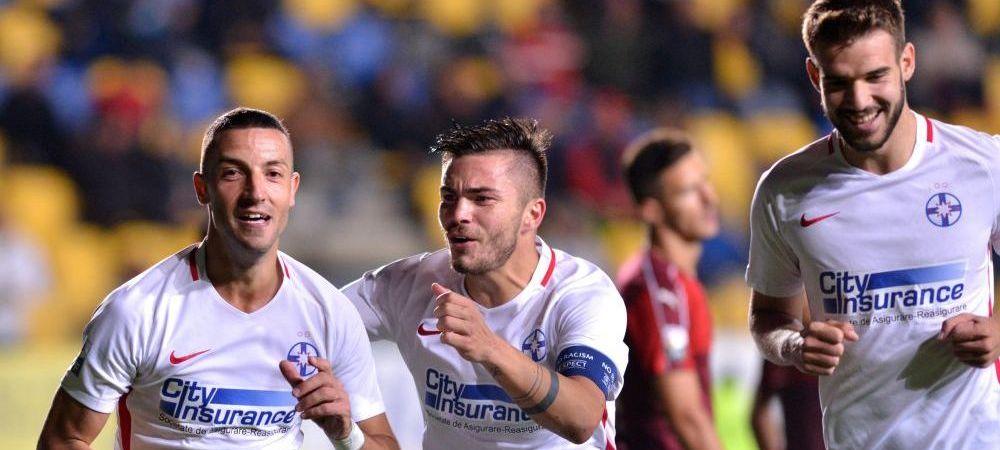 Marile intrebari ale lui Reghe pentru meciul de joi cu Villarreal, 20:00, la ProTV. Ce mutari pregateste antrenorul Stelei