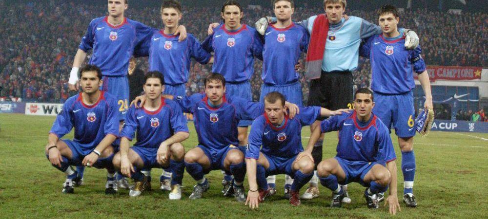 Transformarea ultimei generatii UEFAntastice a Stelei. Ce s-a intampat cu stelistii care acum 11 ani se luptau pentru istorie in Europa, contra lui Villarreal   Joi, 20:00, Steaua - Villarreal e la ProTV