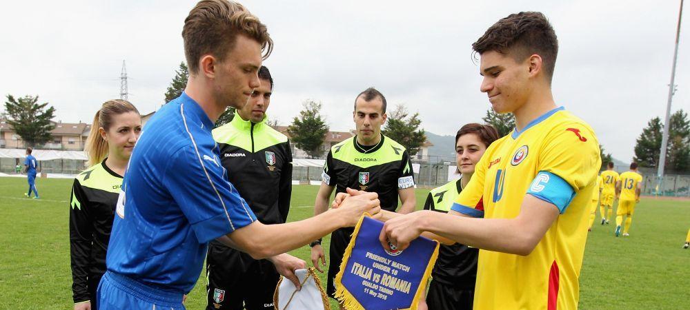Ianis Hagi, convocat la nationala U19 dupa golurile date la Fiorentina, desi FRF e in razboi cu Gica Hagi!