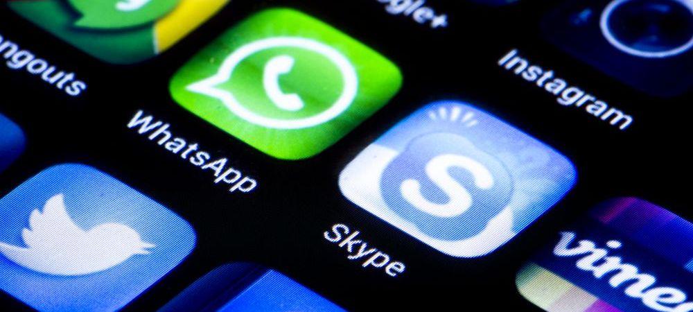 Un barbat a ajuns dupa gratii dupa un mesaj scris pe WhatsApp! Ce a spus intr-o conversatie