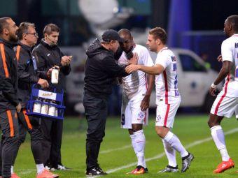 """Dezvaluirea lui Florin Cernat! Ce i-a raspuns Hategan pe teren dupa ce l-a intrebat """"De ce dai penalty-ul asta?"""""""