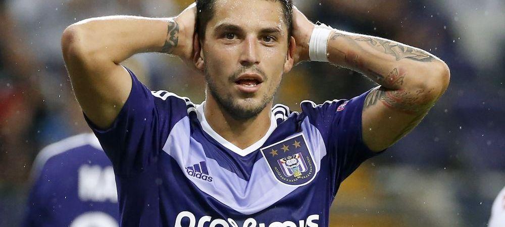 """""""Nu e facut sa joace asa!"""" Toti ochii sunt pe Stanciu. Cum e descris de fostii jucatori ai lui Anderlecht"""