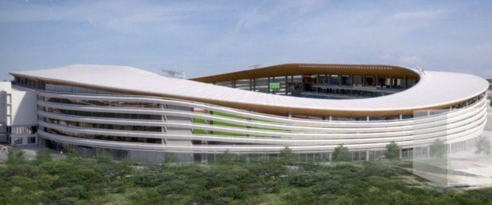 Stadion vor avea sigur, va mai exista echipa pana atunci? :) Anunt oficial: Cand va fi gata noul stadion din Targu Jiu