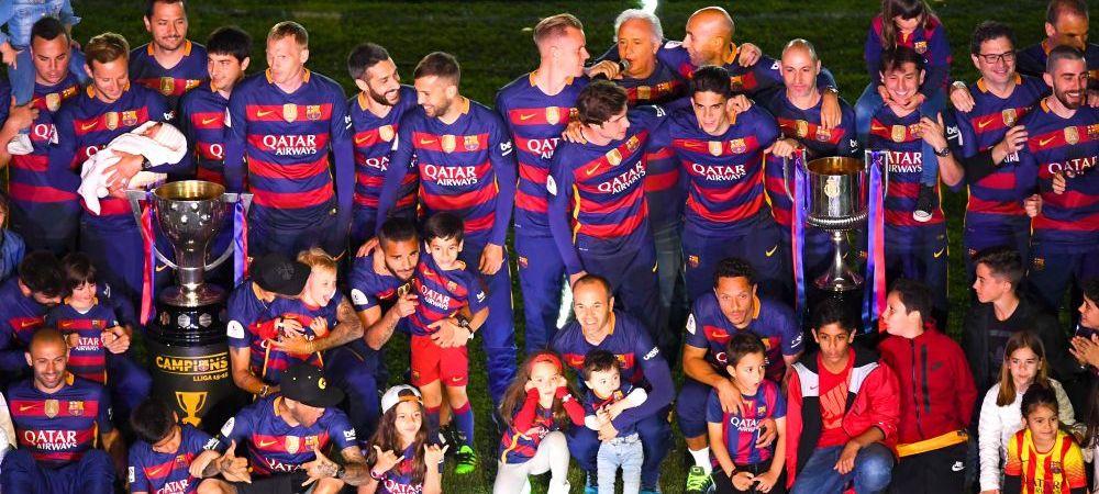 Cifrele la care nu te-ai fi gandit: Barcelona are procentaj mai mare de victorii in Liga FARA Messi in teren, decat cu el in primul 11