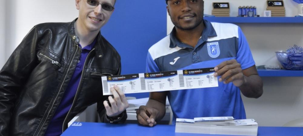 """Oltenii au demarat campania """"1.000 la Bucuresti"""". Suporterii s-au inghesuit sa cumpere bilete de la Madson, Becali le transmite: """"Nu va puteti bate cu noi, doar la locul 2"""""""