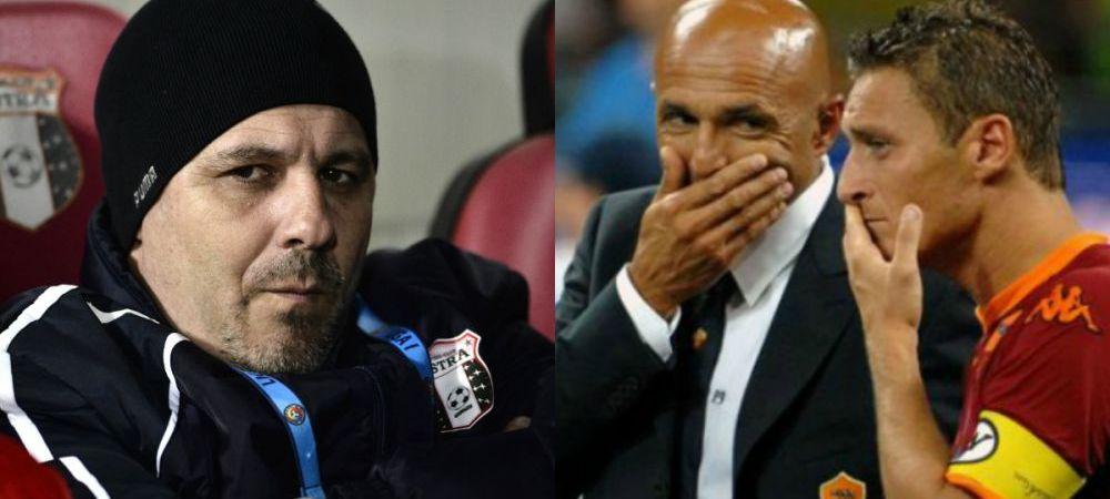 """""""E un antrenor cu o cariera originala"""" Cum l-a descris Spalletti pe Sumudica si ce a spus cand a auzit ca Steaua l-a luat pe Alibec"""