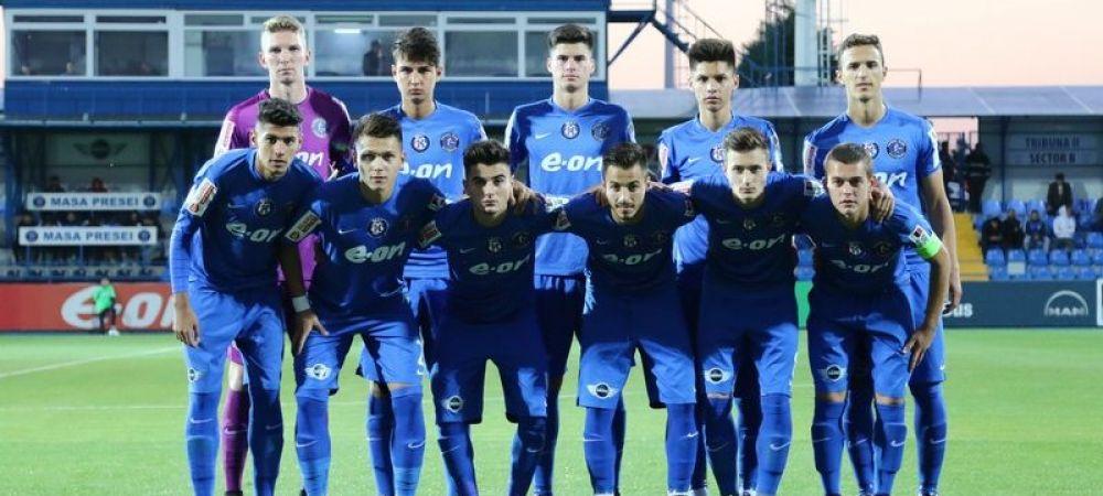 Victorie clara pentru singura echipa romaneasca din Champions League! Pustii lui Hagi au DISTRUS-O pe Sheriff in Youth League! VIDEO