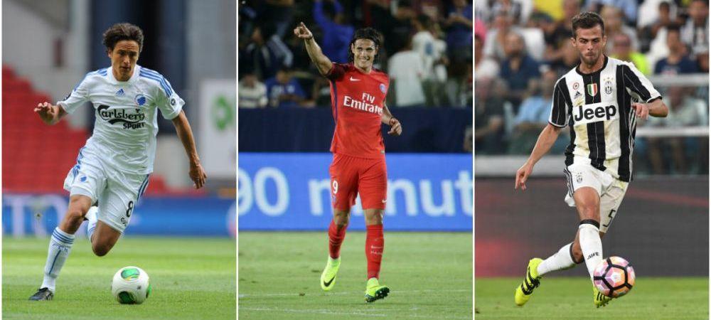 Echipa etapei a 2-a din Liga Campionilor, plina de surprize: fara vreun jucator de la Real, Barca, Atletico ori Dortmund, insa cu 4 de la Copenhaga