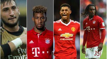 Ei sunt cei 40 de pusti nominalizati la trofeul Golden Boy, castigat in trecut si de Messi, Aguero, Gotze si Pogba. Cum arata lista