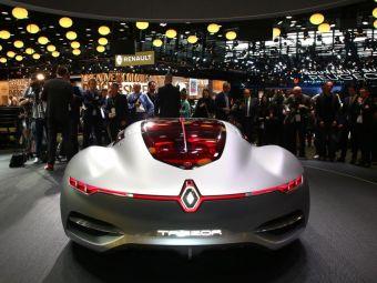 Viitorul e AICI! Producatorii auto se intrec in modele electrice! Vezi aici cele mai tari lansari de la Paris. FOTO