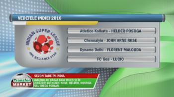 Unul dintre cele mai exotice campionate din lume a ajuns la sezonul 3: indienii i-au convins pe Materazzi si Forlan, dar si pe Goian sa semneze. Cum va arata liga in care a jucat si Mutu