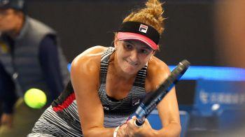 Irina Begu, eliminata din primul tur de la Beijing, dupa 6-2, 2-6, 3-6 cu Muguruza