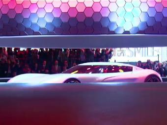 Cum arata Trezor, masina cu care Renault a luat ochii tuturor la salonul auto de la Paris