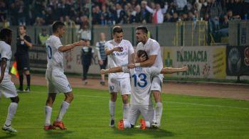 """""""Eu am simtit un picior in spate si am cazut imediat!"""" Ce spune Elek despre penaltyul controversat primit de Botosani cu Dinamo"""