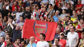 """""""Prima oara cand ratez un meci in ultimii 15 ani!"""" Fanii lui Arsenal rateaza partida cu Burnley dupa ce trenul a lovit o vaca"""
