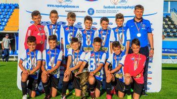 Pustii Romaniei indraznesc sa viseze la Cupa Natiunilor Danone 2016. Academia Hagi, la a treia participare consecutiva. Pe ce loc a terminat anul trecut, in Maroc