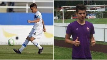 S-a lansat la Cupa Danone, iar acum da goluri in tricoul Fiorentinei! Ascensiunea lui Ianis Hagi de la cea mai importanta competitie dedicata copiilor la o echipa de Serie A