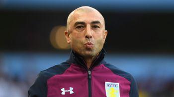 In urma cu 4 ani cucerea Liga Campionilor, acum a fost concediat din liga a doua: Di Matteo, demis de la Aston Villa dupa doar 124 de zile