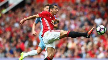 Mourinho ne da o mana de ajutor! Sanse minime ca Mkhitaryan sa joace impotriva Romaniei, dupa ce Man United a trimis o scrisoare oficiala catre federatia din Armenia