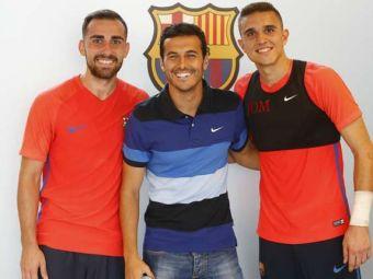 Pedro s-a intors la Barcelona. In vizita! Spaniolul nu a renuntat inca la gandul de a reveni pe Camp Nou, dupa ce a vrut sa se desparta in vara de Chelsea