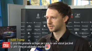 """Un englez a venit la Mondialul de Snooker de la Bucuresti incaltat cu pantofi de 5.000 de euro: """"Imi poarta noroc"""". Cum arata incaltamintea sa"""