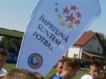 """Performanta Are Viitor"": Pustiul din Arges care merge la Mogosoaia ca sa-l impresioneze pe selectionerul Daum. VIDEO"