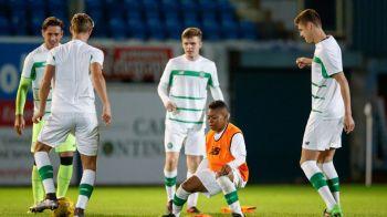 Driblingul SENZATIONAL reusit de pustiul minune de 13 ani al lui Celtic! Brendan Rodgers l-a chemat la prima echipa! VIDEO