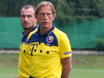 """'Stiti problemele nationalei mai bine decat mine. Si Guardiola ar trebui sa o ia pas cu pas! O sa lucrez 25 de ore pe zi pentru Romania!"""" Ce spune Daum inaintea meciurilor nationalei"""