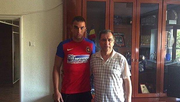 Iordanescu JR, DAT AFARA de la Steaua! Motivul incredibil pentru care a fost pus pe liber dupa 3 saptamani!