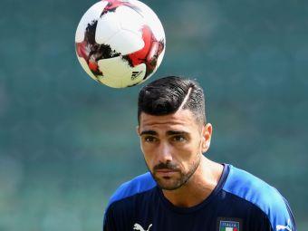 Selectionerul Italiei l-a exclus pe Graziano Pelle imediat dupa meciul cu Spania. Ce gest a facut atacantul in timpul partidei