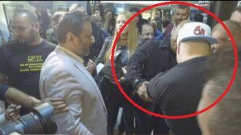 Reactia lui Mike Tyson cand a vazut ca Raul Catinas are tatuaj cu el :)) Ce a facut fostul campion de box! VIDEO