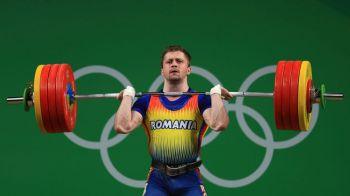 """Cariera lui Sincraian, pe marginea prapastiei dupa scandalul de dopaj. Halterofilul medaliat la Rio risca o suspendare pe viata: """"Conform regulamentului, asta se poate intampla"""""""