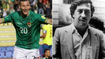 Surpriza in preliminariile Cupei Mondiale: Pablo Escobar a reusit doua goluri pentru Bolivia in meciul cu Ecuador!