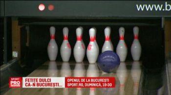 Openul de bowling de la Bucuresti e duminica, de la 19:30, la Sport.ro. Campionul Christopher Boyd, impresionat de Romania | VIDEO