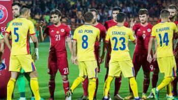 Primul selectioner demis din grupa Romaniei. Armenii au rupt contractul cu antrenorul care a luat 0-5 de la Romania in urma cu o saptamana