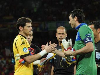 Topul lui San Iker. Casillas a facut clasamentul celor mai buni portari din istorie si l-a introdus intre primii 5 pe fostul rival Valdes