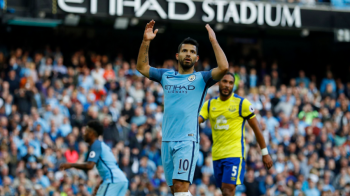 Blestemul CONTINUA pentru City! Doua penalty-uri RATATE cu Everton. Aguero, in stare de soc! Ce a patit azi Guardiola