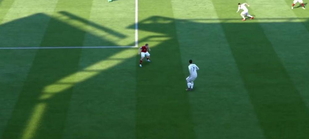 Probabil cel mai frumos gol reusit vreodata in orice joc FIFA! Este incredibil cum a inscris