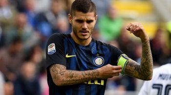 Razboi la Inter: ultrasii il vor afara din oras pe Icardi, dupa ce atacantul i-a anuntat ca baga 100 de criminali din Argentina in peluza! Fanii, fericiti la penalty-ul ratat VIDEO