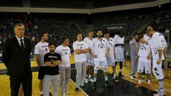 Meciurile lui U Cluj in FIBA Europe Cup se vad la Sport.ro: miercuri, 20:30, U Cluj - KB Peja | Cum se antreneaza pustii de la Cluj care vor sa calce pe urmele lui Ghita Muresan. VIDEO