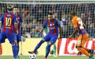 Au dat patru, au pierdut doi! Barcelona i-a pierdut pe Pique si Jordi Alba dupa ce a umilit-o pe Man City